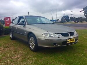 2001 Holden Commodore VX V6 Auto Reliable car 3 months rego Woodbine Campbelltown Area Preview