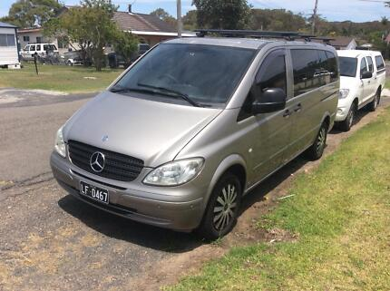 2007 Mercedes Vito 115 People Mover Wyongah Wyong Area Preview