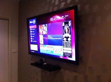 $180 TV MOUNTING BRACKET AND COMPLETE SETUP AND FULL INSTALLATION Hoppers Crossing Wyndham Area Preview
