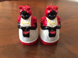 Aunt Jemima Salt and Pepper shakers