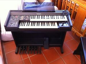 Technics Electric Organ South Perth South Perth Area Preview