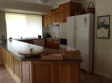 Kitchen for sale, Tasmania Oak Sinnamon Park Brisbane South West Preview