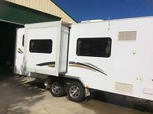 2012 Jayco Sterling 21.65-4  with Slide out bed Yatala Gold Coast North Preview