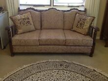 Lovely period lounge suite for sale. Bradbury Campbelltown Area Preview
