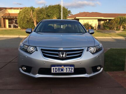 Honda Accord Euro Luxury Woodvale Joondalup Area Preview