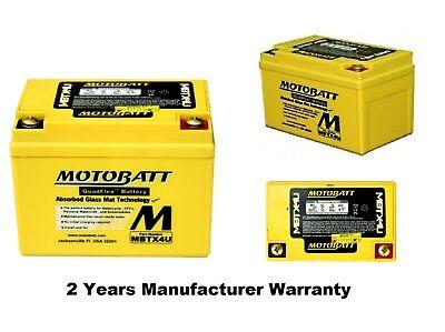 High Performance Battery GT4L-BS GTX4LBS YTX4L-BS for QUAD DIRT PIT BIKE