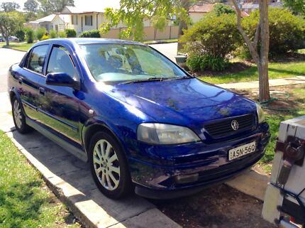 2004 Astra Sedan - 6 Months rego