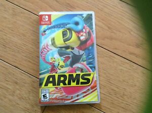 ARMS FOR SWITCH