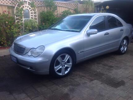 MERCEDES C200 SUPERCHARGED