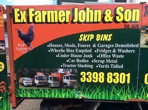 Ex Farmer John and Son Belmont Brisbane South East Preview