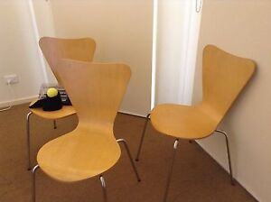 Dining chairs, 3 of them, $5 each Ocean Grove Outer Geelong Preview
