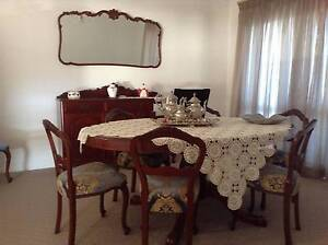 Package 2 - Formal Dining Suite Original Hand Made - $Best Offer Stretton Brisbane South West Preview