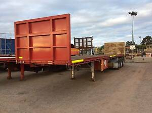 MAXITRANS 45ft flat top trailer 2008 High Wycombe Kalamunda Area Preview