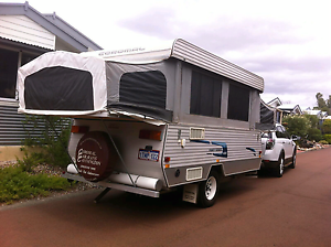Coromal F400 offroad Camper Heathridge Joondalup Area Preview
