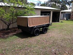 HARD TOP CANOPY for 8x5 box trailer Blenheim Lockyer Valley Preview