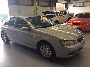 2006 Ford BF Fairmont (PIT PASSED) Sedan Belmont Belmont Area Preview