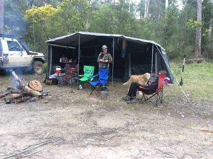 Camper Trailer Ezytrail Buckland LX Leongatha South Gippsland Preview