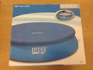 Intex 457 cm (15') above ground pool cover Thornlands Redland Area Preview