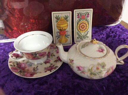 psychic Tea and Tarot