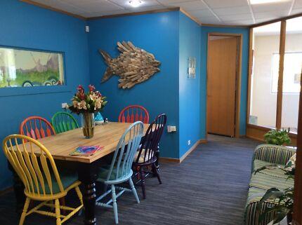 Caloundra main street, great office space, good fitout