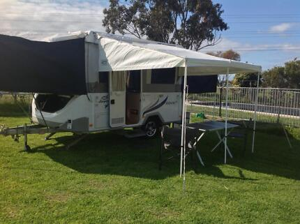 2011 Jayco dove campervan Moolap Geelong City Preview