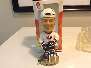 Rare Gold Base Team Canada Bobblehead