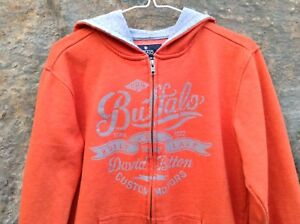 Buffalo Youth Size Large Hoodie Sweatshirt, excellent condition