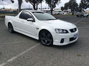 2012 Holden Commodore SV6 Thunder Ute Wangara Wanneroo Area Preview