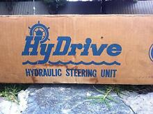 HYDRIVE HYDRAULIC STEERING HELM KIT EXTRA RAM LARGE S/S WHEEL Maddington Gosnells Area Preview