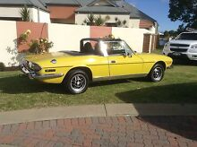 1974 Triumph Stag Convertible South Yunderup Mandurah Area Preview