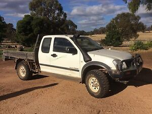 2004 Holden Rodeo Ute Balmoral Southern Grampians Preview