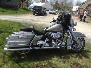 2008 FLHTC Harley Davidson