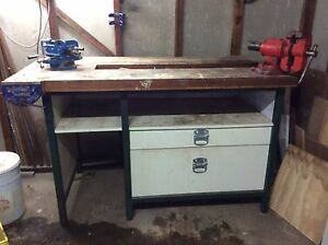 Workshop bench. Heavy duty. West Ryde Ryde Area Preview