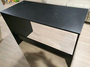 Durable black desk for free