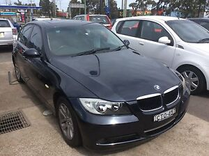 2005 BMW 320i Automatic  Sedan Sandgate Newcastle Area Preview