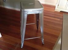 Stools stainless steel. Barden Ridge Sutherland Area Preview