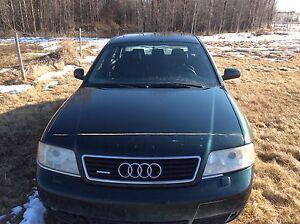 Audi Quattro 1998 for rebuild or parts
