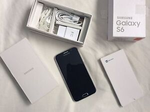 ~BRAND NEW~Galaxy s6 32gb never used with a  brand new UtterBox