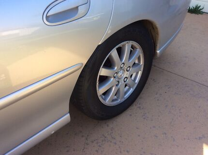 2001 Holden Berlina Sedan Rutherford Maitland Area Preview