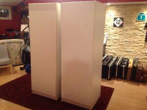 2 armoires Ikea