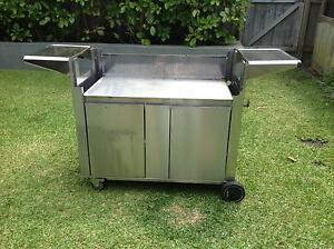 Beefeater 5 burner BBQ trolley Mosman Mosman Area Preview