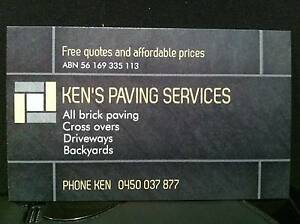 Ken's Paving Caversham Swan Area Preview