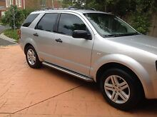 2006 Ford Territory Wagon Caroline Springs Melton Area Preview