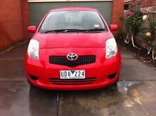 2006 Toyota Yaris Hatchback (Rego and RWC) Cranbourne West Casey Area Preview
