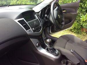 Holden Cruze 2012 CD Sedan Manual