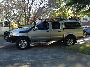 2004 Nissan Navara Ute West Ryde Ryde Area Preview