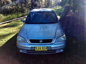 2001 Holden Astra CD 4 Cyl Auto Hatch Low Km's nice car Woodbine Campbelltown Area Preview