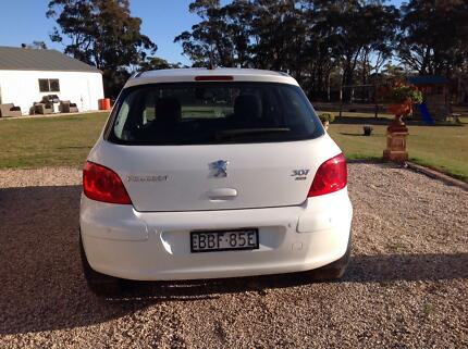 2007 Peugeot 307 Bilpin Hawkesbury Area Preview
