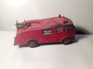 Vintage Dinky Supertoy Red Fire Engine #955