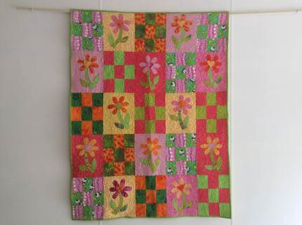 Quilt or wall hanging. Kentish Area Preview